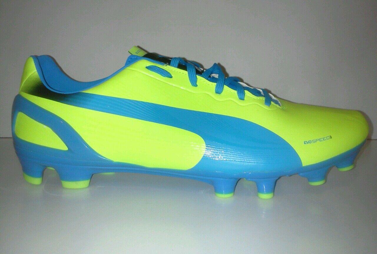 New Puma EvoSpeed3 Soccer Cleat Sz 11