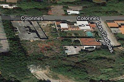 Venta Terreno plano con construcción Cuernavaca, Lomas de Cortes, Morelos
