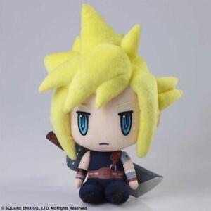 Final Fantasy VII Cloud Strife Plush Authentic