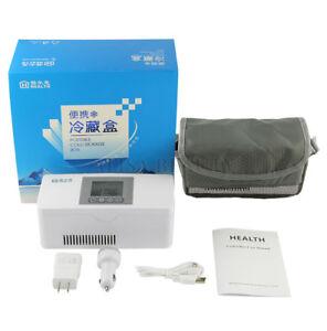 Major Appliances Car Travel Portable Medicine Freezer Diabetic Insulin Cooler Mini Fridge Case Medicine Insulin Refrigerator With Ce Certificate