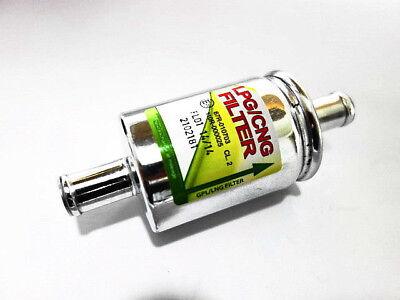 LPG Autogas Gasfilter-Set Landi Renzo 14//14mm Einwegfilter Zubehör