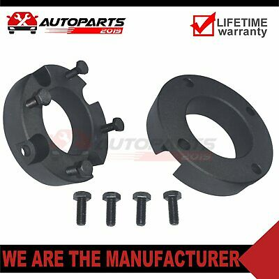 """2Pcs 2.5/"""" Front Leveling Lift Kit Fits For Toyota Tundra 07-18 09 13 17 4WD/&2WD"""