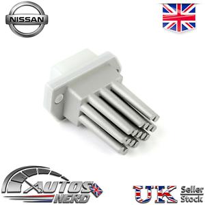 Heater-Blower-Motor-Resistor-27761AV600-FOR-Nissan-Navara-Primera-Almera-Tiida