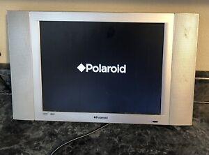 "Polariod FLM-1511 15"" LCD HDTV Monitor works no remote"