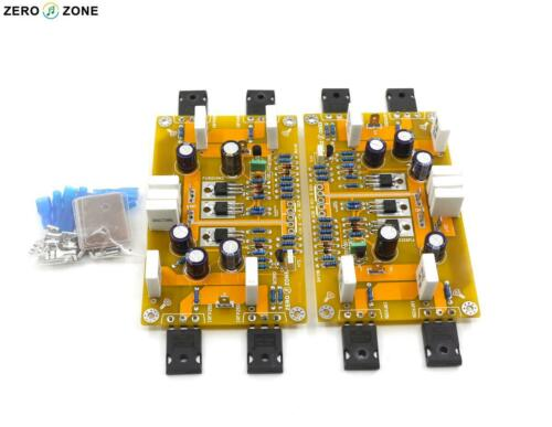 Assembled PASS A3 Single-ended Class A power amplifier board 30W+30W DIY AMP