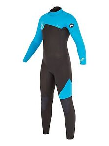 acfedf02d7 Quiksilver Syncro GBS 3 2 boy s sizes 6 8 10 12 14 16 Back Zip ...