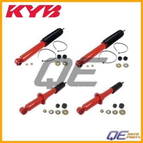 2-Front /& 2-Rear 4 KYB MonoMax Shocks Absorbers for Toyota 4Runner 96-02