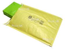 JIFFY Bags 5 JL4 Gold Padded Envelopes 245mm x 320mm AR07