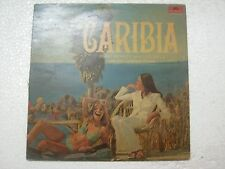 HUGO BLANCO AND LOS AVILA CARIBIA DEMO ONLY RARE LP RECORD  INDIA INDIAN ex