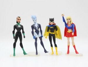 Super-Hero-DC-Universe-Supergirl-Katma-Batgirl-LIVEWIRE-JUSTICE-LEAGUE-UNLIMITED