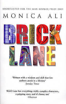 1 of 1 - Brick Lane by Monica Ali (Paperback, 2004)