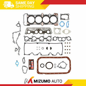 Full-Gasket-Set-Fit-Mazda-MPV-B2600-2-6L-G6-SOHC-12V