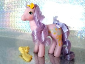 Spring Song Sweetheart Sister Hasbro G1 Vintage My Little Pony With Brush