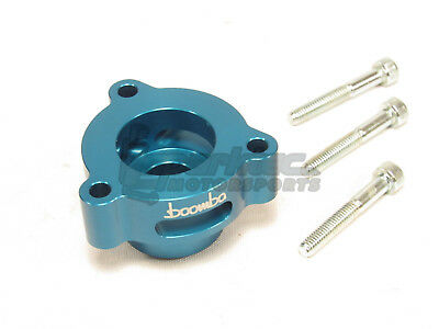 Boomba Turbo Blow Off Valve Adapter BOV Aluminum 13-18 Ford Fusion Ecoboost NEW