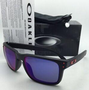 9e1f0a87ac1 Image is loading Authentic-Oakley-Sunglasses-HOLBROOK-OO9102-36-Matte-Black-