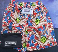 8f16120468aec item 7 Vilebrequin Mens Swim Shorts Long Okoa Size L UK 28/30 Pineapple  Cactus Red Blue -Vilebrequin Mens Swim Shorts Long Okoa Size L UK 28/30  Pineapple ...