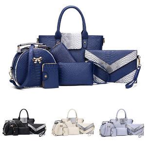 Fashion Women s Handbag Shoulder Bags Totes Messenger Bag Purse ... 6f5a401054b3b