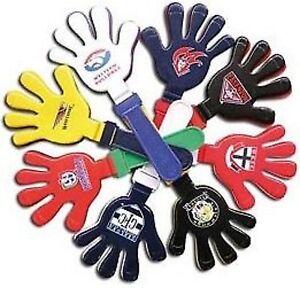 AFL-Party-Supplies-Supporter-Products-AFL-Team-Clapper-1-Clapper-per-qty