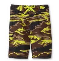 boys Joe Boxer CAMO SWIM TRUNKS board shorts SIZE 10/12 14/16 swimming suit NWT