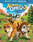 Alpha and Omega 3 The Great Wolf Games BLURAY DVD Digital Blu-ray