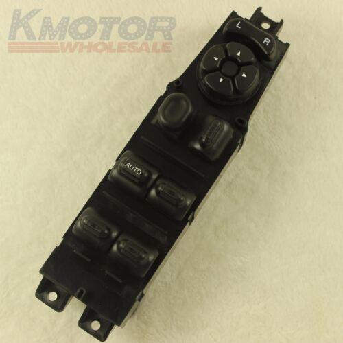 For 4door Cherokee Front LH Driver side Door 97-01 Master Power Window Switch
