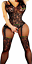 Adult-Fishnet-Body-Stockings-Babydoll-Sleepwear-New-Bodysuit-Lingerie-Women-039-s Indexbild 5