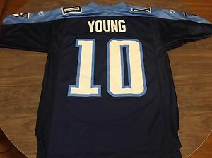 ... Image is loading Tennessee-Titans-Vince-Young-10-Medium-Jersey ... b2ae7dcfe