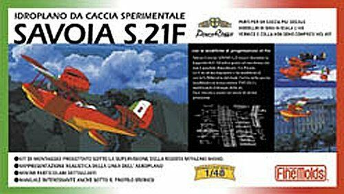 New Fine Molds FG3 SAVOIA S.21F Seaplane PORCO ROSSO 1:48 scale kit Japan new