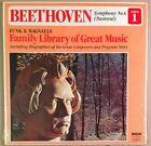 Beethoven Symphony No. 6 Album 1 Family Library Of Great Music SEALED LP