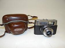 Voigtländer Vito Automatic I mit Lanthar 2,8/50mm Objektiv geprüft Foto 2003/1