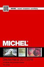 Michel Deutschland 2017/2018 104. Auflage SCHADENEXEMPLAR