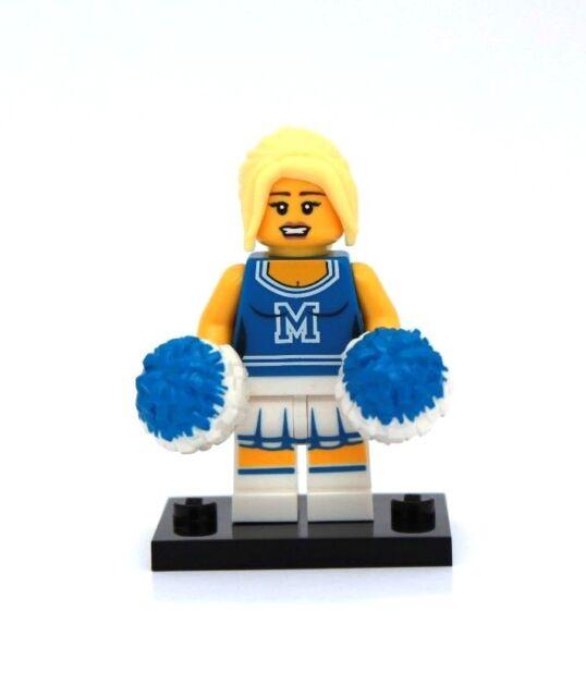 NEW LEGO MINIFIGURES SERIES 1 8683 - Cheerleader
