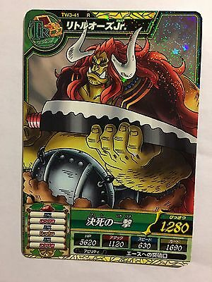 One Piece One Py Treasure World Rare Tw3-41