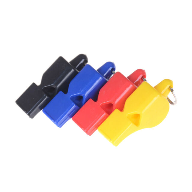 2PCS Soccer Football Sports Whistle Survival Cheerleaders Referee Whistle CA