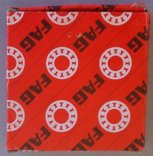 Open Polyamide//Nylon Cage Normal Clearance 3650lbf Static Load Capacity Metric 25mm ID 6000lbf Dynamic Load Capa 14000rpm Maximum Rotational Speed Single Row FAG 7305B-TVP-UA Angular Contact Ball Bearing 62mm OD 17mm Width 40/° Contact Angle