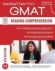 Reading Comprehension GMAT Strategy Guide by Manhattan Prep (Paperback, 2014)