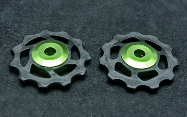 J/&L Ceramics bearing Rear Derailleur Pulley//Jockey-7g