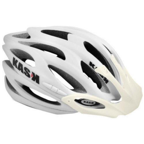 Kask K.10 MTB Down Hill Helmet Matte Flat White  Adjustable Fit (53-61) CPSC  classic fashion