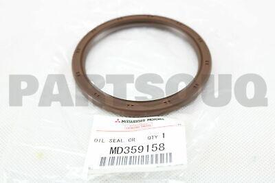 Mitsubishi MD359158 Main Seal Crankshaft and Bearing Rear