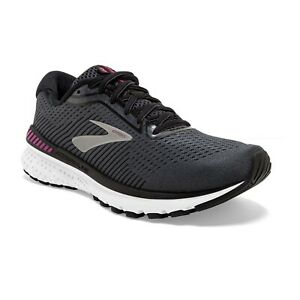 BROOKS-Woman-ADRENALINE-GTS-20-Scarpe-Running-Donna-BLACK-120296-041