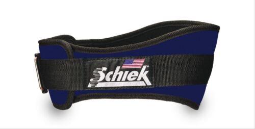 """SCHIEK 2004 4-3//4/"""" Original Nylon Weight Lifting Belt"""