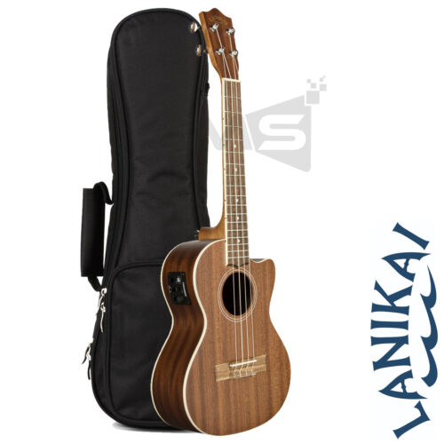 BAG LANIKAI M-SERIES MA-CET TENOR ACOUSTIC ELECTRIC UKULELE w// FISHMAN PICKUPS