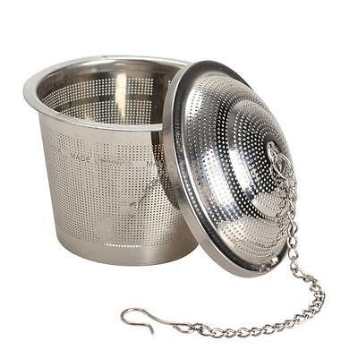 Stainless Steel Tea Mesh Herbal Ball Infuser Tea Strainer Filter Diameter 4.5cm