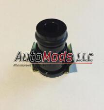 "1/2"" Fuel Injector Top Hat Extender Black 11mm 11 honda dsm import supra"