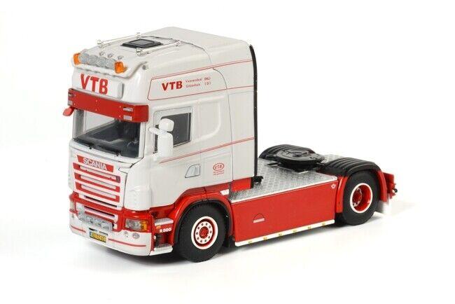 Scania - R Topline - VTB Veenendaal B.V. 02-1154   WSI 1758 1 50