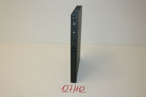 Siemens Simatic s7 6es7461-1ba01-0aa0 sps-anschaltung 127//112