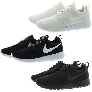 87147e56f0bf Nike 844994 Womens Roshe One Low Top Running Training Shoes Sneakers ...