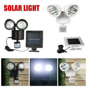 22-LED-Security-Solar-Spotlight-Outdoor-Motion-Sensor-Light-Patio-Porch-Deck
