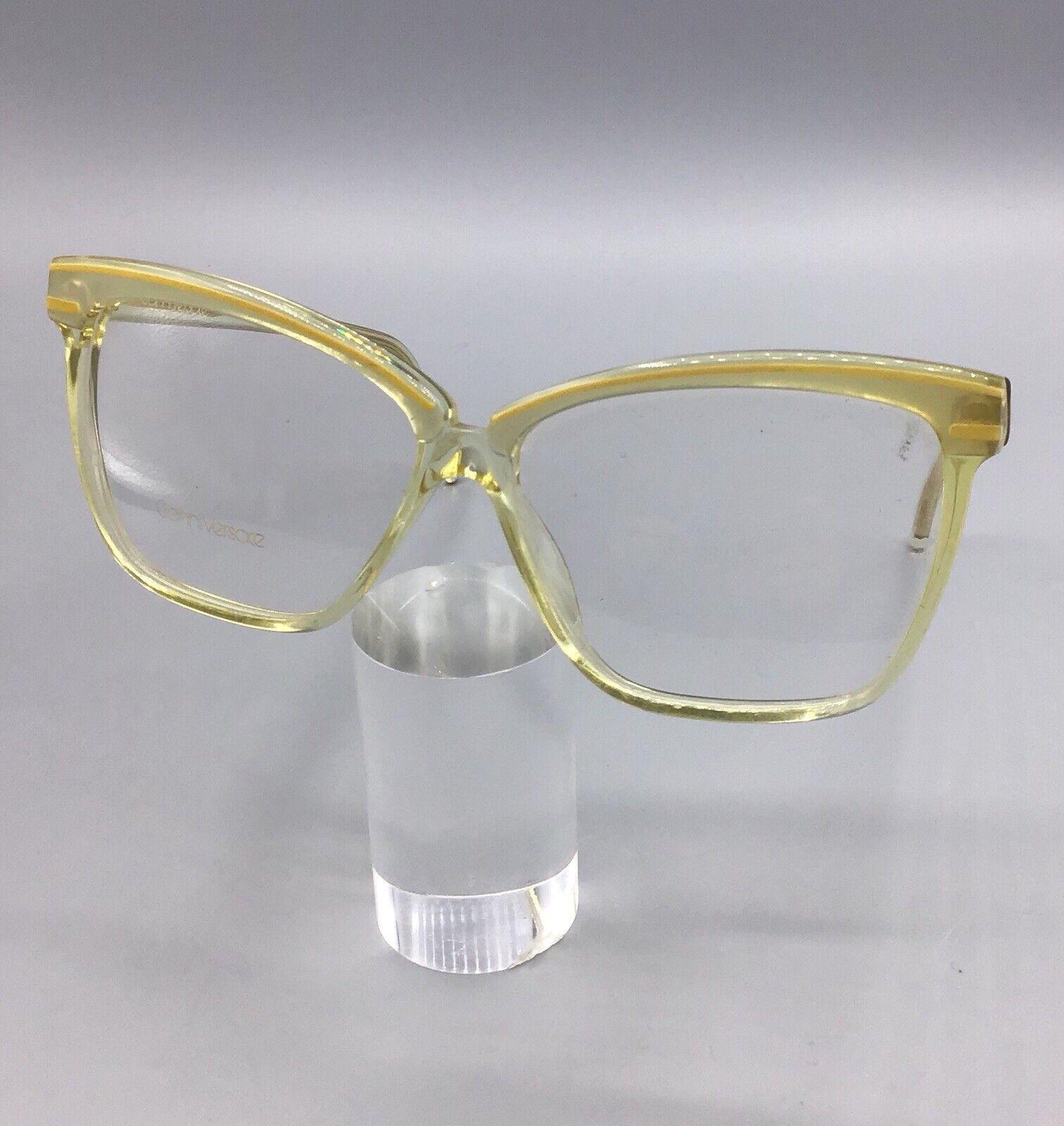 Versace 414 771 glasses vintage eyewear frame shine lunettes-show original title