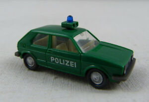 VW-Golf-policia-verde-oscuro-Wiking-1-87-h0-sin-OVP-fo